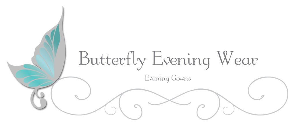 Butterfly Evening Wear