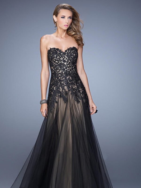 Butterfly Evening Wear Affordable Dresses